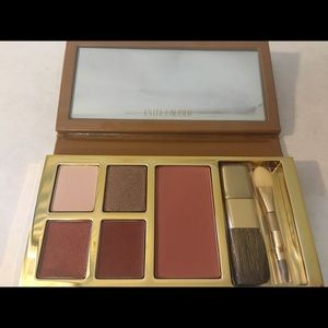 Estée Lauder Pure Color Shadow, lipstick, blush 5